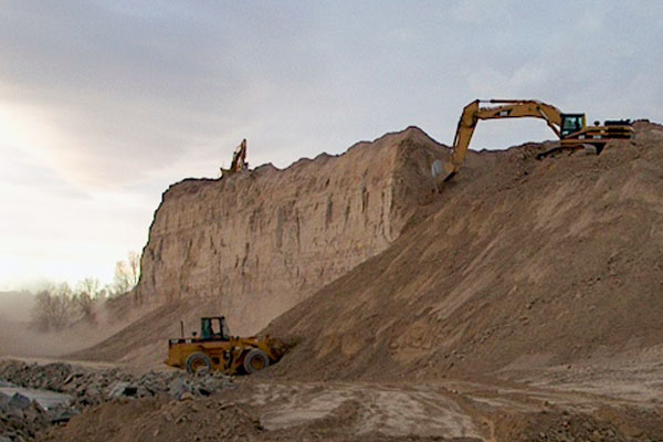 Montana Lakeside Earthwork Grading Project By Lake